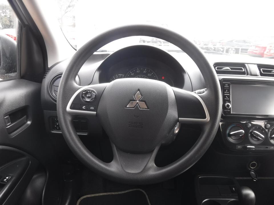 2018 Mitsubishi Mirage ES CVT