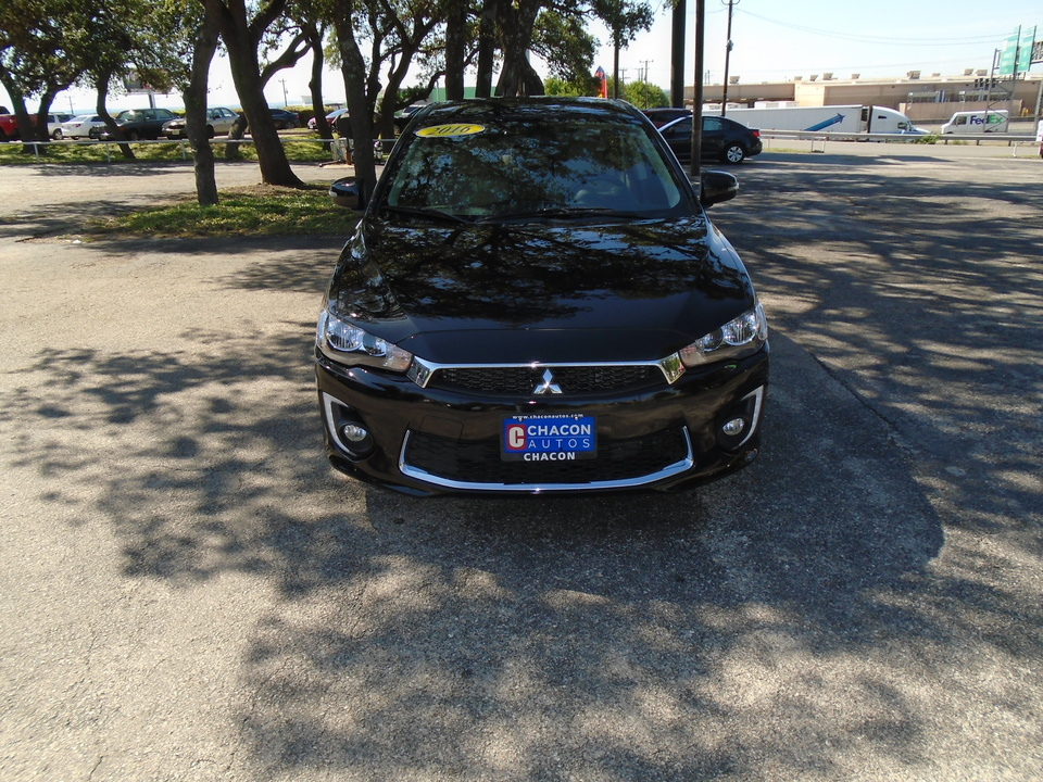 Used 2016 Mitsubishi Lancer Es Cvt For Sale Chacon Autos