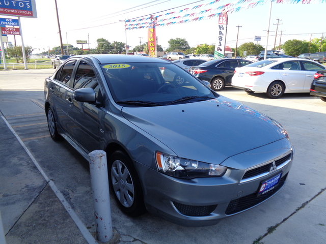 Used 2015 Mitsubishi Lancer For Sale S012564 Chacon Autos