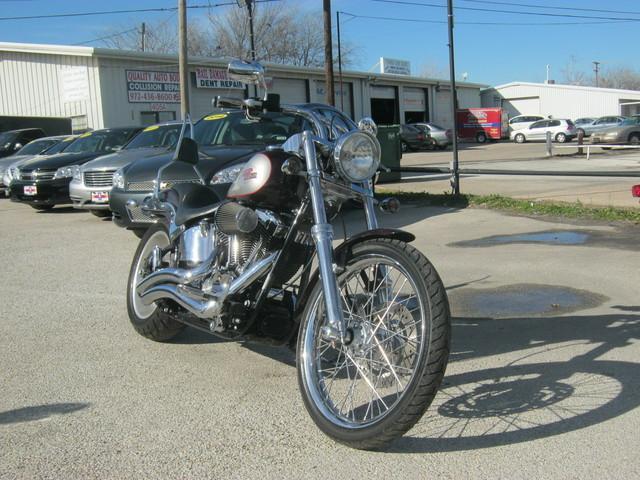 2007 Harley-Davidson FXSTC –