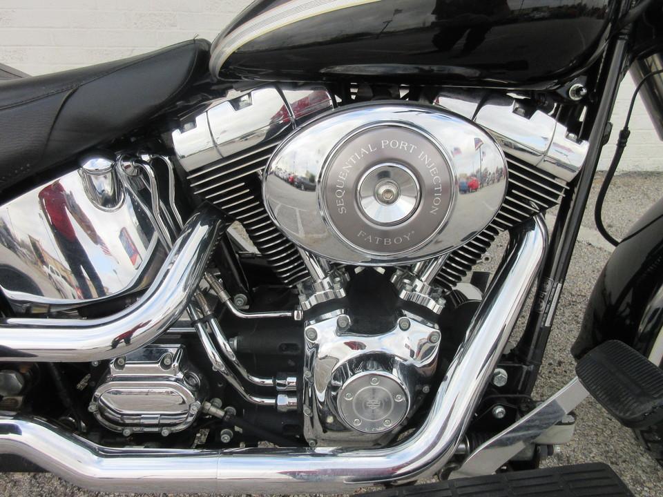 2003 Harley-Davidson FLSTFI