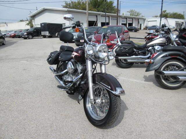 2006 Harley-Davidson FLST –