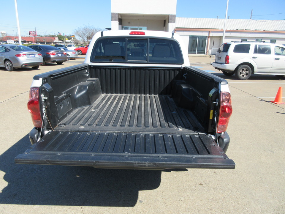 Used 2015 Toyota Tacoma Prerunner Double Cab I4 4at 2wd