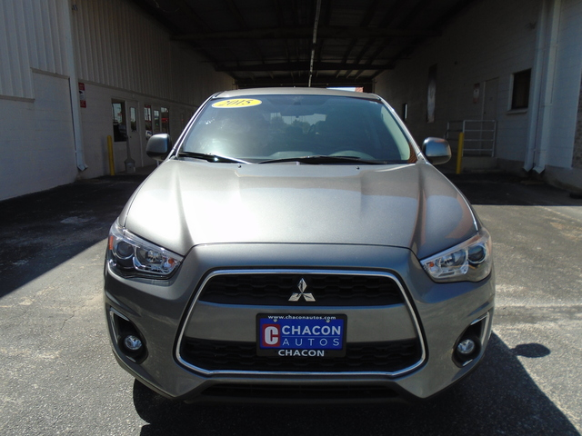 Used 2015 Mitsubishi Outlander Sport For Sale S054866