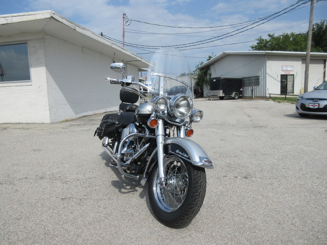 2003 Harley-Davidson FLSTCI –
