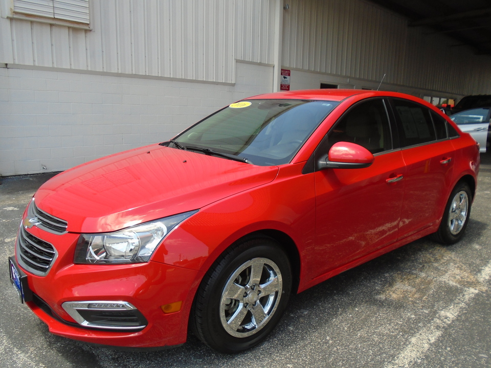 Used 2016 Chevrolet Cruze Limited for Sale (B101535 ...