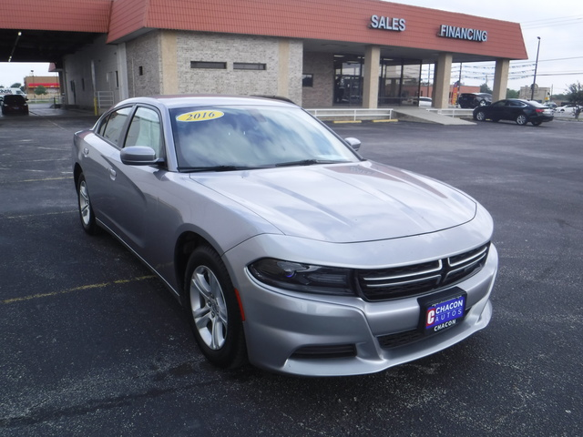 Used 2016 Dodge Charger For Sale J109656 Chacon Autos