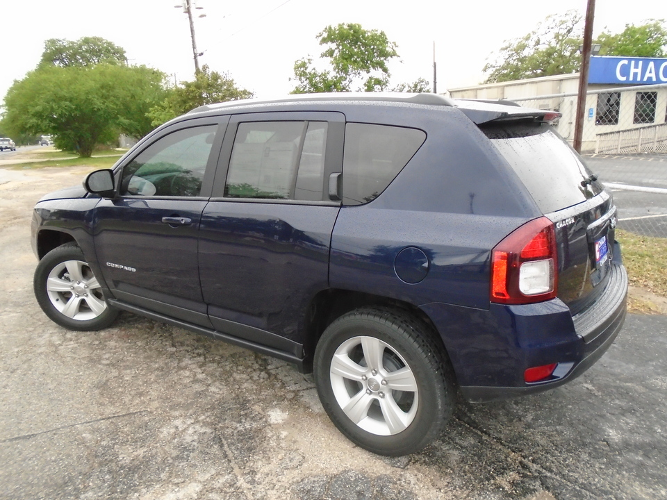 Used 2015 Jeep Compass Sport Fwd For Sale Chacon Autos