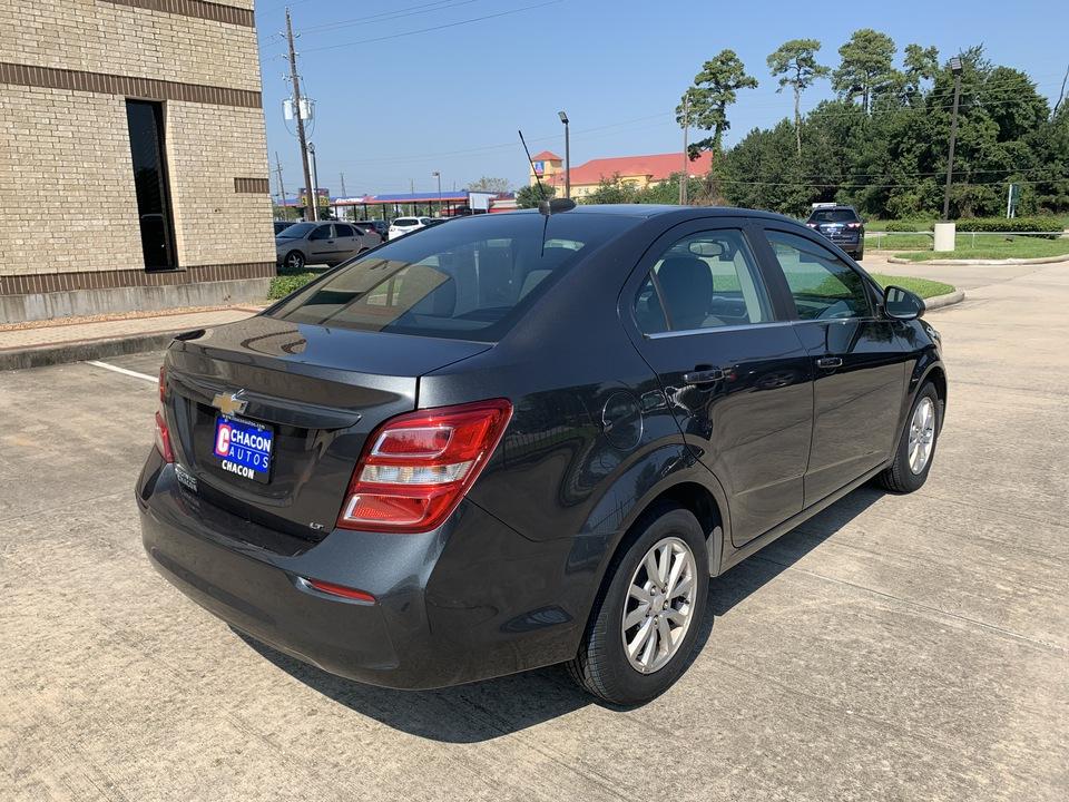 Used 2017 Chevrolet Sonic Lt Sedan For Sale