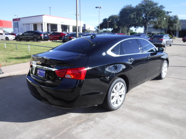 Used 2016 Chevrolet Impala For Sale A131810 Chacon Autos