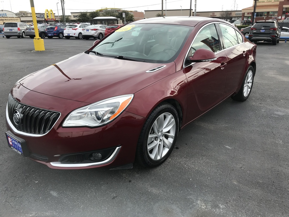 Used 2016 Buick Regal For Sale (T154043)