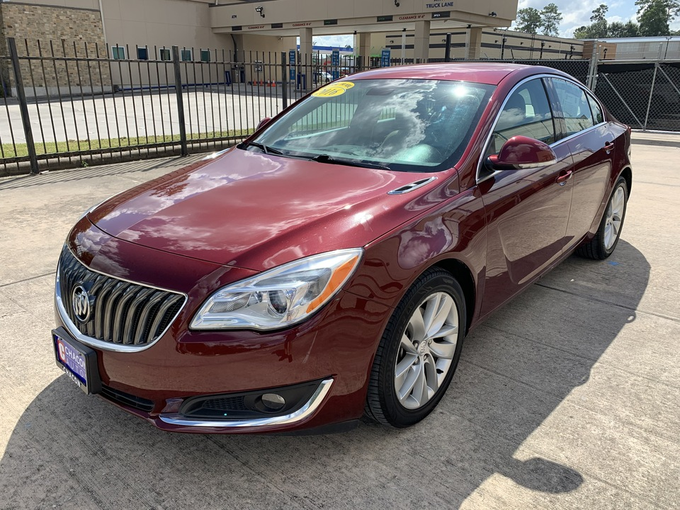 Car Dealerships In Tyler Tx >> Used 2016 Buick Regal Turbo FWD for Sale - Chacon Autos