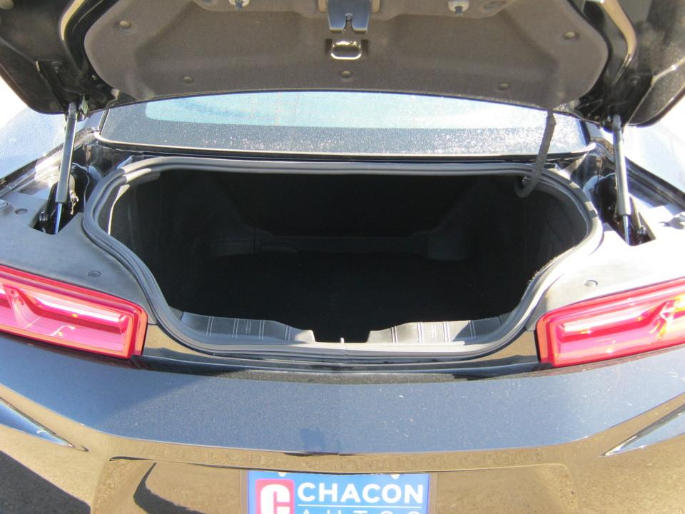 2016 Chevrolet Camaro 1LT Coupe