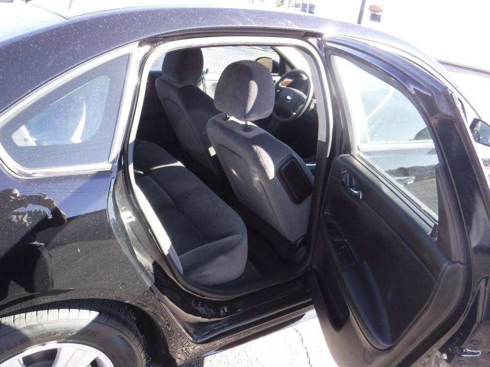 Used 2015 Chevrolet Impala Limited Ls For Sale Chacon Autos