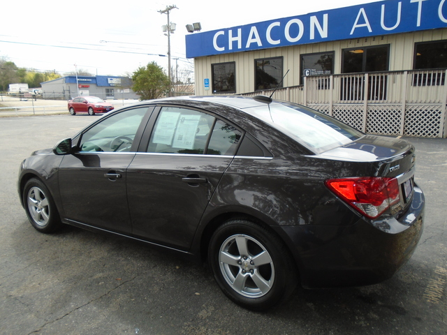 Used 2015 Chevrolet Cruze For Sale B181409 Chacon Autos