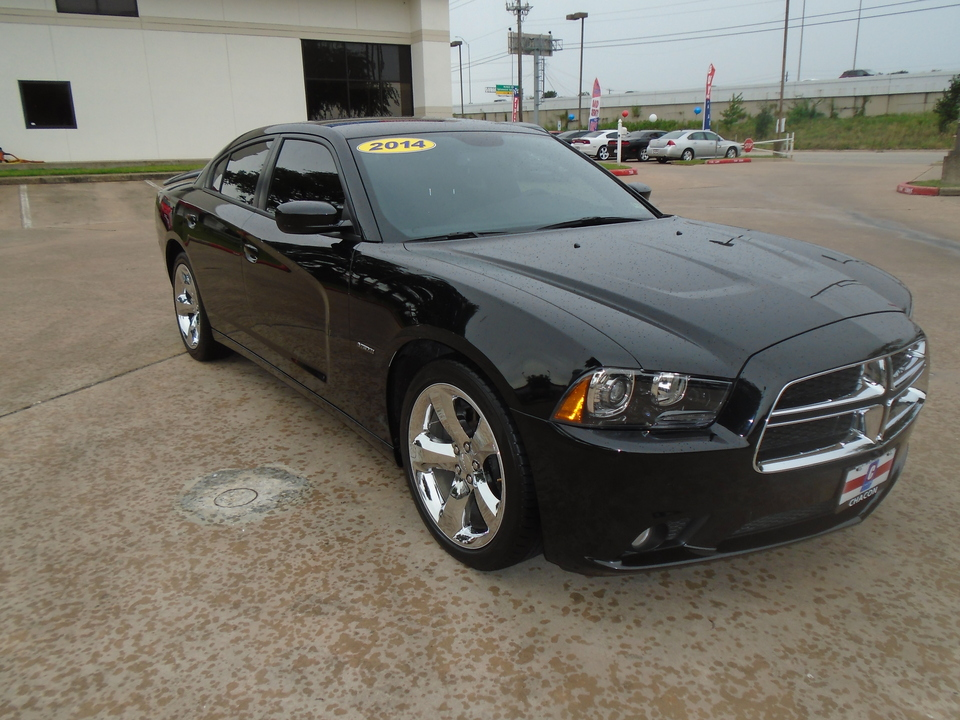 Used 2014 Dodge Charger R/T for Sale - Chacon Autos