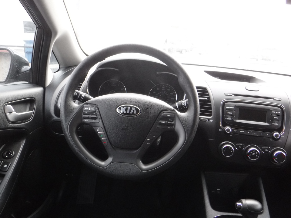 2018 Kia Forte LX 6A