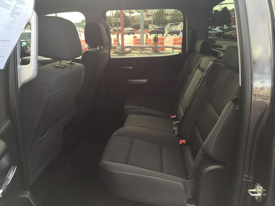 2016 Chevrolet Silverado 1500 LT Crew Cab 2WD