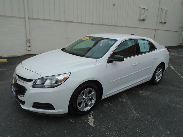 Used 2015 Chevrolet Malibu for Sale (S209664) - Chacon Autos