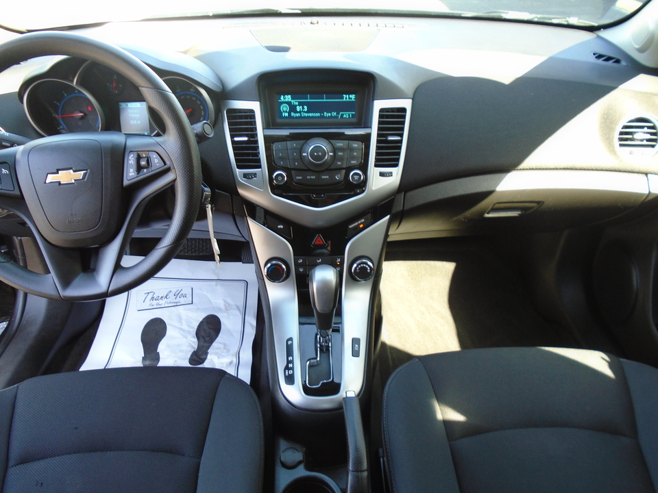 Used 2015 Chevrolet Cruze For Sale A258958 Chacon Autos