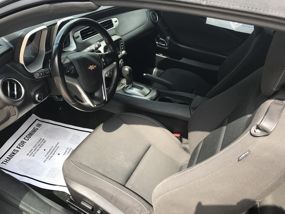 2015 Chevrolet Camaro 1LT Convertible