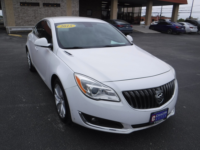 Used 2015 Buick Regal For Sale S282839 Chacon Autos