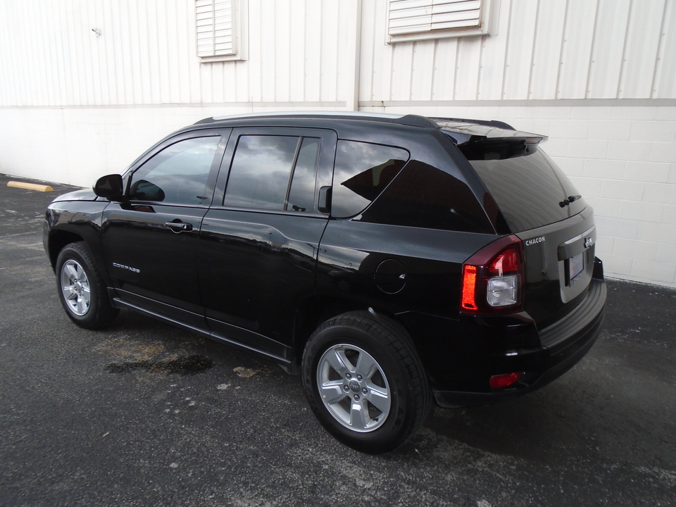 Used 2015 Jeep Compass For Sale B284963 Chacon Autos