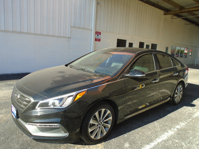 used 2016 hyundai sonata for sale s289763 chacon autos. Black Bedroom Furniture Sets. Home Design Ideas