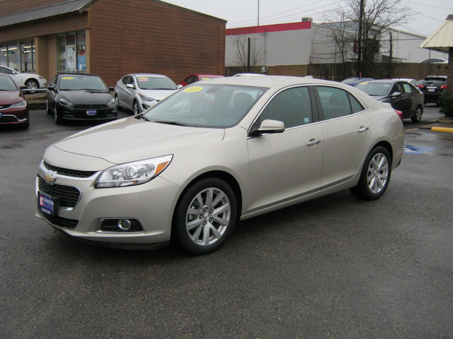 Bad Credit Car Dealerships >> Used 2015 Chevrolet Malibu for Sale (F323075) - Chacon Autos