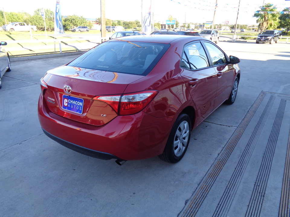 Used 2015 Toyota Corolla For Sale A350337 Chacon Autos