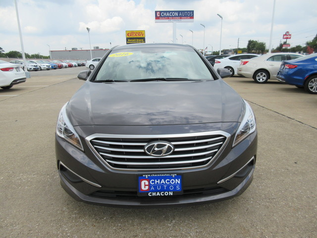 used 2016 hyundai sonata for sale g362639 chacon autos. Black Bedroom Furniture Sets. Home Design Ideas