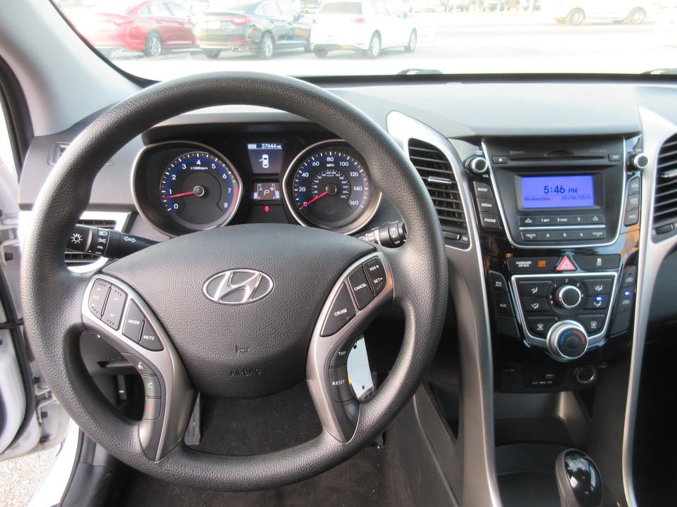2017 Hyundai Elantra GT A/T