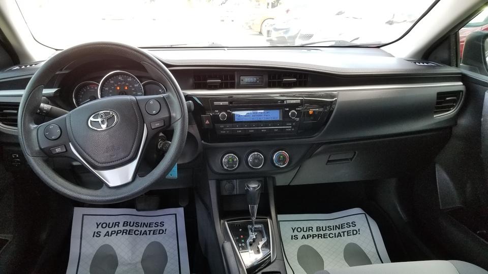 2015 Toyota Corolla L 4-Speed AT