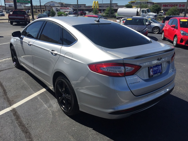 Used Car Dealerships In Houston Tx >> Used 2016 Ford Fusion for Sale (T404107) - Chacon Autos