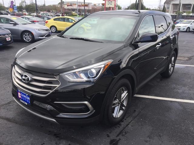 2017 Hyundai Santa Fe Sport 2.4 FWD