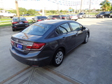 2014 Honda Civic LX Sedan CVT thumbnail