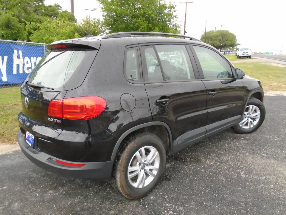 2015 Volkswagen Tiguan S