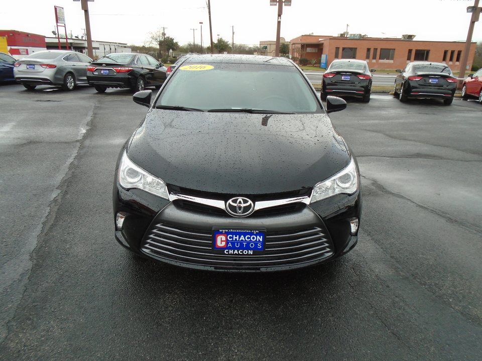 Used 2016 Toyota Camry Le For Sale Chacon Autos