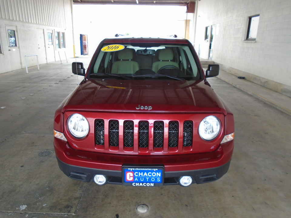 Used 2016 Jeep Patriot For Sale S575563 Chacon Autos