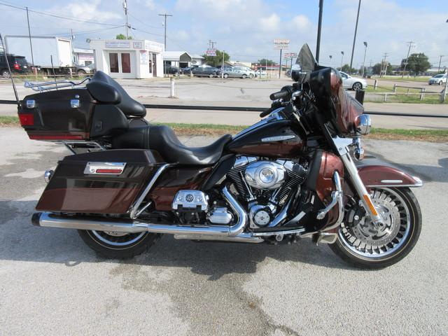 2011 Harley-Davidson FLHTK -