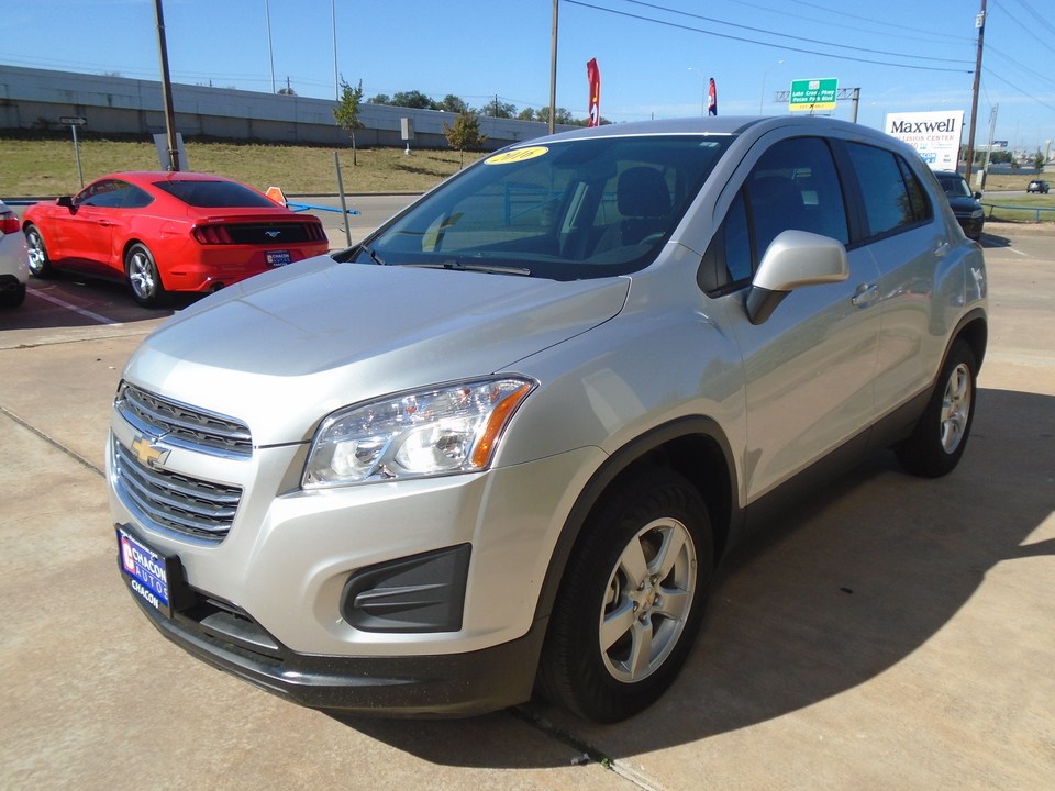 used 2016 chevrolet trax for sale b673003 chacon autos. Black Bedroom Furniture Sets. Home Design Ideas