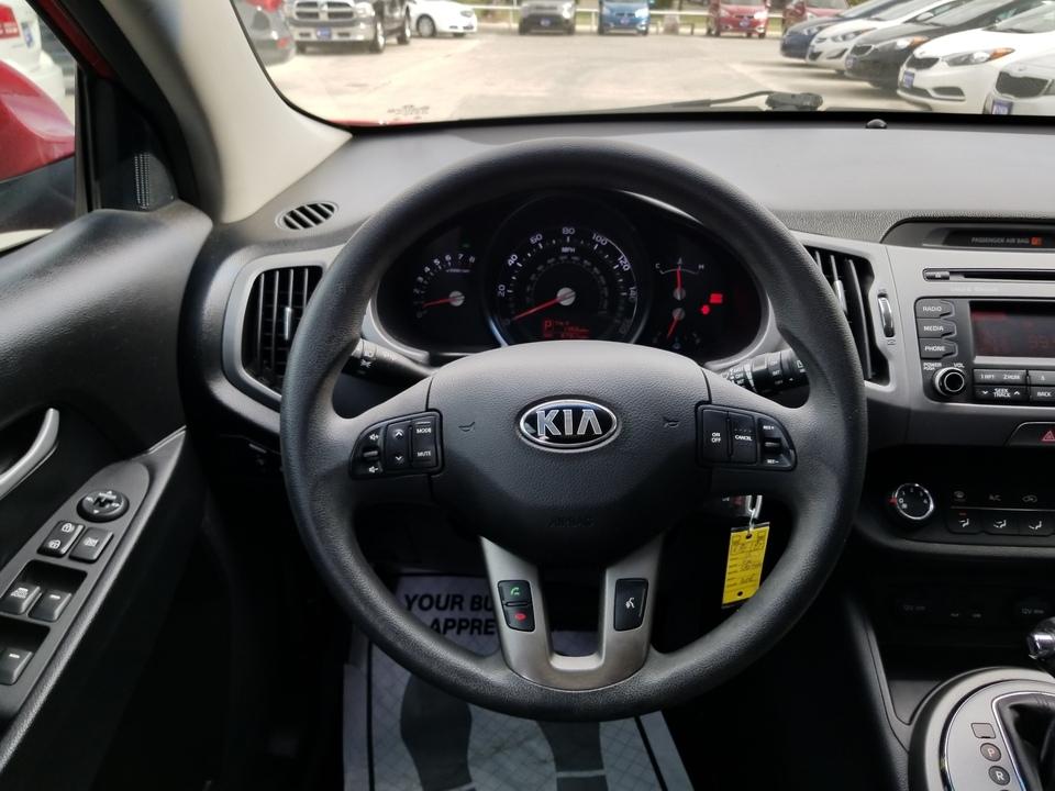 2015 Kia Sportage LX FWD