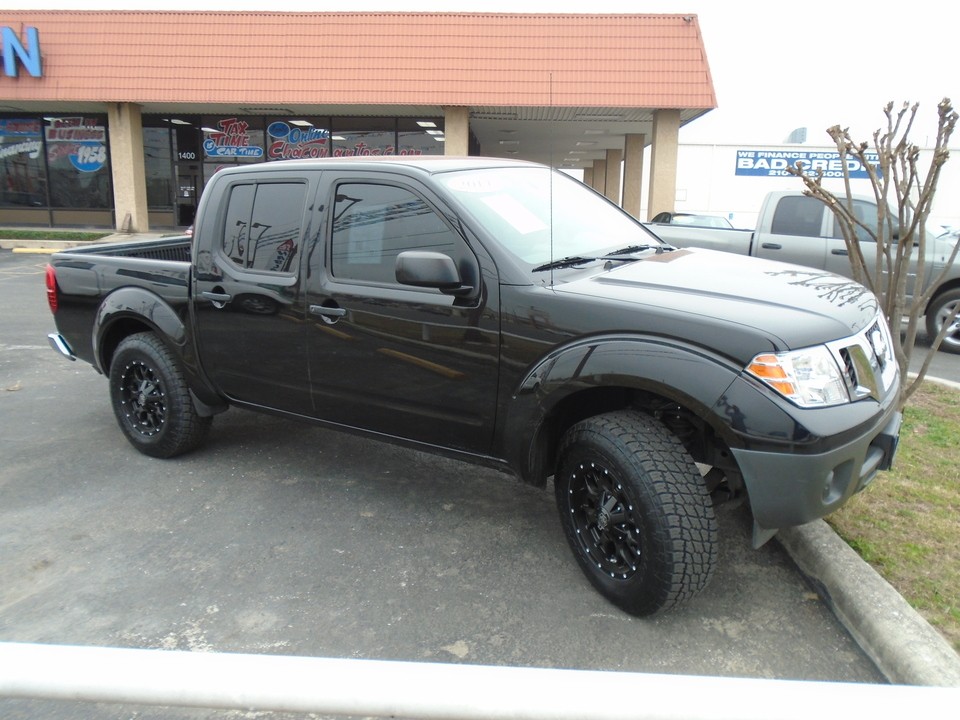 used 2014 nissan frontier for sale s756093 chacon autos. Black Bedroom Furniture Sets. Home Design Ideas