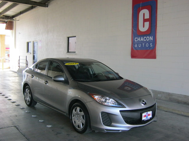 2013 Mazda Mazda3 I Sv Mt 4 Door Chacon Autos