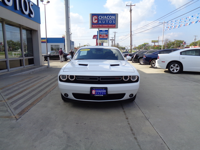 Used 2015 Dodge Challenger For Sale B839137 Chacon Autos