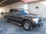 2014 Ford F-150 STX SuperCrew 5.5-ft. Bed 2WD thumbnail