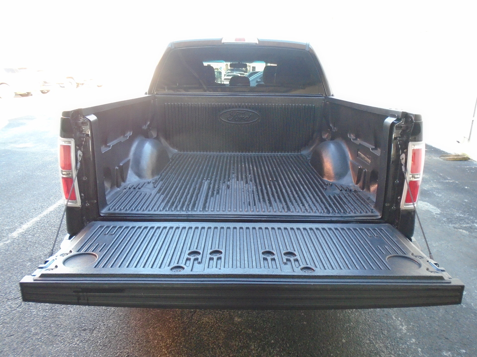 2014 Ford F-150 STX SuperCrew 5.5-ft. Bed 2WD