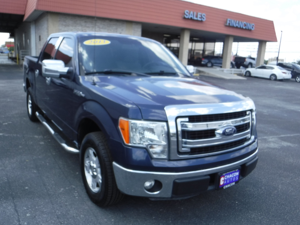 Used 2013 Ford F 150 Xlt Supercrew 5 5 Ft Bed 2wd For