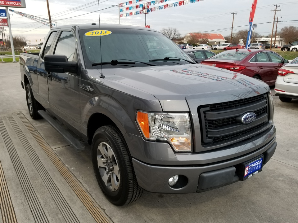 Used 2013 Ford F 150 Stx Supercab 65 Ft Bed 2wd For Sale